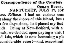Nantucket in History