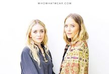 Olsen twins / Fashion