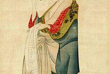 geisha, valkyrie, maskit