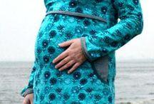 Nähen Schwangerschaft und Stillen