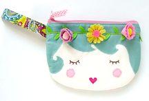 Handmade Girls Bags