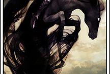 darknes horse