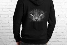 Full Zip Hoodies with digital print (clothing) / Full Zip Hoodies with digital print (clothing)