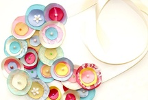 I can Make these...Prim flower / by Deborah Byron-Leffler