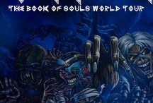 The Book Of Souls World Tour