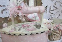 iron decoupage