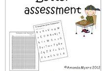 Assessments for Us / by Lisa Elliott