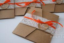 Megvásárolható / Esküvői papírtermékek