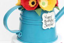 cakes / by matilda fernandes