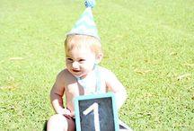 Birthdays and Cake Smash / Photography of birthdays and Cake smashes by Missy Moo Photo Imagery located in Evanston South Australia