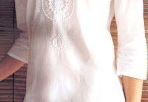 blusas costura
