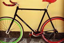 Fixed bike / Bici scatto fisso