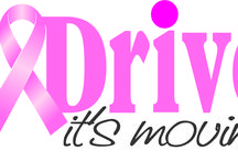 Pink Drive / Pink Drive  By wearing the Pink Drive Bracelet, YOU support Breast Cancer Awareness and Education.  Be a leader and show the world how much you care!