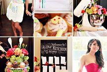 Wedding Shower Ideas / by Kara Woolery Lillian Hope Designs