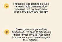 Career life hacks