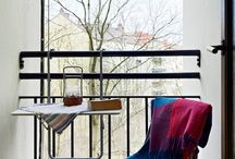 Balcony / バルコニー