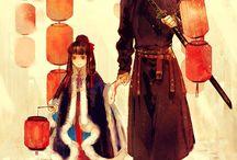Illustrazioni anime