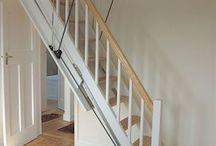 Escalier rétractable