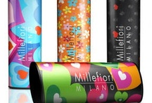 Car Fresheners / Millefiori Car Fresheners are Italian accessories that scent your car with wonderful fragrance. Great interchangeable covers make it easy to customize the look and scent.