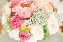 J'suis une collectioniste de bouquet de fleur