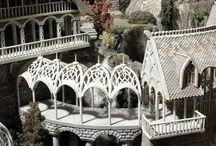 Dollhouses / Beautiful doll houses