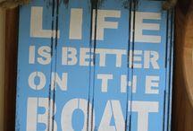 houseboats / ideas
