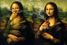 Gioconda by LuciD / visual metaphors / Scent of Gioconda