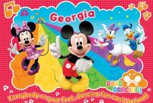 Personalised Mickey Mouse / Mickey Mouse items