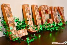 saint patrick,s day decor / by linda sunderland-toupin
