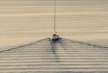 Barche  / sul mare  in assoluta libertà ........... / by Roberto Cavaterra