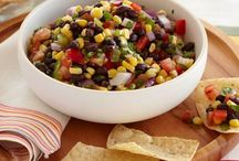dips and salsa / by Danielle Ethier MacDonald