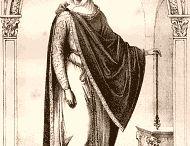 Brunehaut (547 +613) Reine des Francs, épouse Sigebert 1° / Reine des Francs (mérovingiens) Naissance vers 547 en Espagne wisigothique. Décès en 613 à Renève. Sépulture: Abbaye St Martin d'Autin. Parents: ATHANAGILD et GOSWINTHE. Soeur: GABSWINTHE. Conjoints: SIGEBERT 1° et MEROVEE. Enfants: INGONDE, CLODOSWINTHE, CHILDEBERT II.