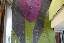 Muros de escalada