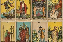 Mythology of Sorts / Palms, Tarot Cards and Fortune Cookies  / by creativegang