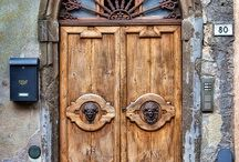 Doors We love / Gallery of beautiful doors from all over the world