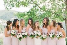 Wedding Bridesmaids / by Liz Scott