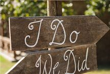 Wedding Ideas / by Stephanie Hill