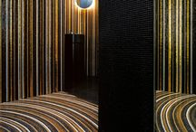 TILES AND STONE / by Magdalena Bogart Interiors