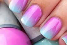 Cool or Pretty Nail's / by Jennifer Willis