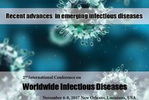 2nd International Conference on Worldwide Infectious Diseases / Allied Academic Publication is an amalgamation of several esteemed academic and scientific associations known for promoting scientific temperament. Established in the year 1997, Andrew John Publishing Group is a specialized Medical publisher that operates in collaboration with the association and societies.