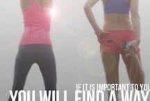 Fitness / by Andrea Ryckman