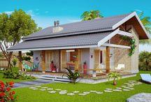 Casas:modelo e decoração