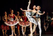 Fotografía de danza