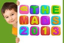 MadBlogAwards 2013  / by Cakesphtoslife Angie