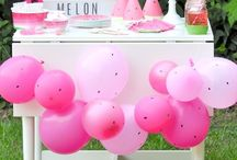 CELEBRATE: Summer / Crafts, printables, recipes, and party ideas for a fantastic summertime party!