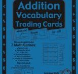 Addition Trading Cards / by Buysellteach