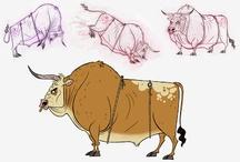 animals cartoon )