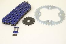Honda Chain And Sprockets | Bushings | CV Boot kit / Honda Chain And Sprockets | Bushings | CV Boot kit