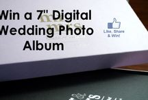 Touch of Unique / Our one of a kind digital wedding photo albums - you wouldn't have seen anything like it!