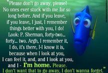 Disney monologue